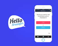 Hello Stranger App