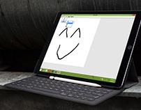 視窗程式練習-簡易小畫家