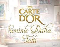 Carte D'or Campaign
