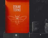 Logo & Brand Identity // Oskar Torno Jewellery