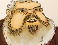 Sketch - Hodor