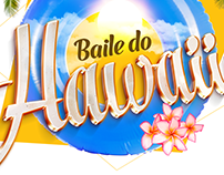 Baile do Hawaii - Clube Campestre