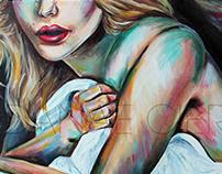 Fine Art - Acrylic Paintings & Drawings
