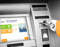 BBK ATM Screens