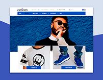 DADA - Online men's clothing store