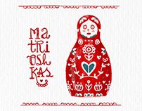 Matrioshkas / Muñecas Rusas