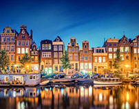 Places to Visit When in the Netherlands