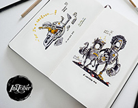 Droid Inktober 2016