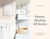 Frames Mockup All Scenes