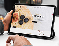 iPad Pro Responsive Mock-Up