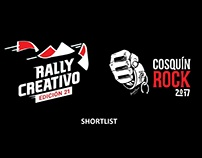Cosquin Rock - Rally Creativo 2017 - Shortlist