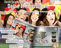 SOCIAL MEMORIES: GERMAN NATIONAL TEAM for Deutsche Post