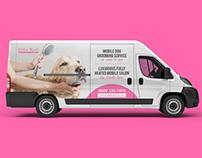 Branding with Van Wrap Design