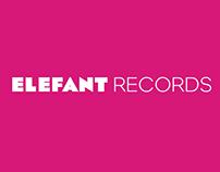 Elefant Records website