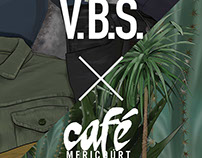 Cafe Mericourt x VBS