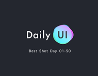 DailyUI BESTSHOT PART A