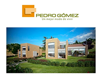 Pedro Gómez Realidad aumentada.