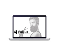 Focus - Photography Keynote Template