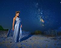 Asia - Salento Night Sky 🌌💫✨