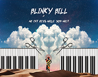 CREATIVE ASSIGNMENT: Blinky Bill album artwork