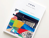 Awol - The Art of Travel Brand Identity