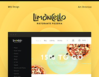 Limoncello - Italian cuisine website