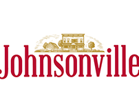 Johnsonville Logo Illustration created by Steven Noble