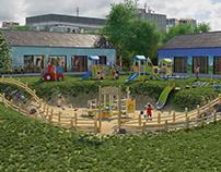 Buglo Mini Playground - CGI 3D Animation