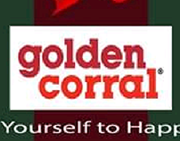 Golden Corral Christmas Advertistment