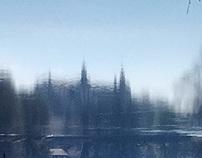 blurred day