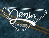 Denim Terrassa Artshop - Branding