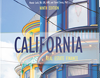 California Real Estate Book Covers