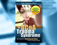The ACOA Trauma Syndrome Book Cover Design