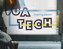UA TECH. Branding