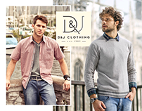 D&J Clothing Collection