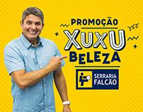 Serraria Falcão | Promoção Xuxu Beleza