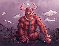 King Gorilla Hamaku