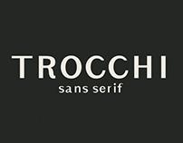 Trocchi Sans - typographie libre de droit