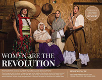 Las Adelitas: The Women of the Mexican Revolution