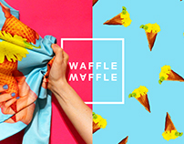 WAFFLE MAFFLE. Creative author project.