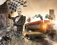 POKERIHUONE Poker Race Campaign