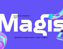 Magis - Free Font