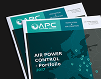 AIR POWER CONTROL - Portfolio Folder