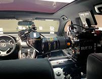 Lexus NX 2015 | real footage | CGI