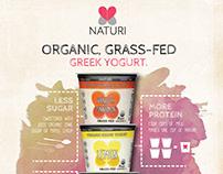 Naturi Greek Yogurt