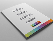 ASAPFast Direct Mail and Brochure