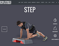Gym WordPress Theme - Training Classes