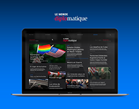 Le Monde diplomatique - digital newspaper