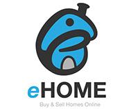 eHome Free Vectro Logo