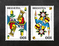 Helvetia 100 – Briefmarken